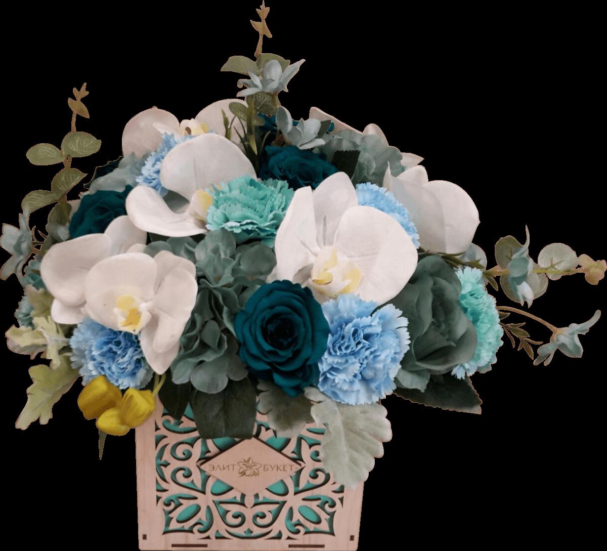 Сублимированные цветы