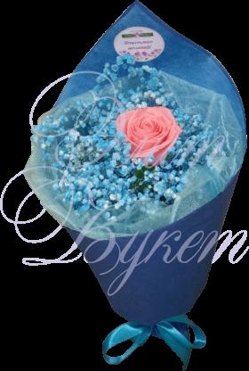 Букет из роз «Инь»