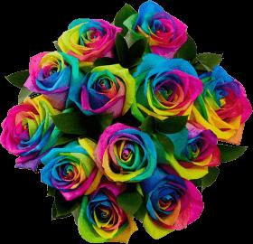 Букет из цветов «Яркий День»