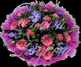 Букет из цветов «Время любить»