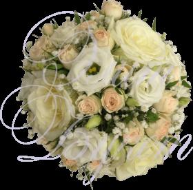 Букет невесты «История любви»
