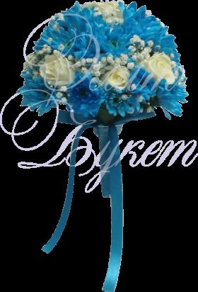 Букет невесты «Кармен»