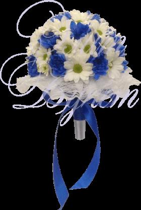 Букет невесты «Шар любви»
