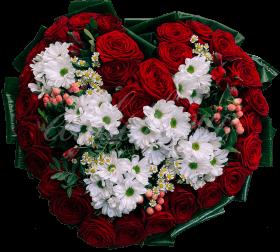 Композиция сердце «valentine's day»
