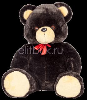 Мишка Наум черный 80 см