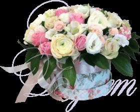 «Прекрасные цветы для прекрасной тебя»