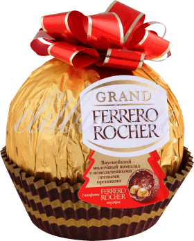 Шоколад фигурный Grand Ferrero Rocher 125 г