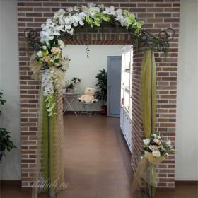 Свадебная арка в аренду 1 день v2