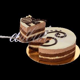 Торт «Три шоколада» Mirel