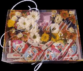 «Цветы и шоколад»