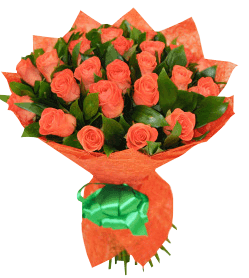 Букет «Любовь-морковь»