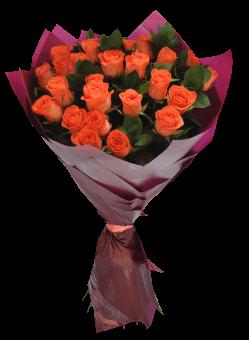Букет из роз «Изумительный»