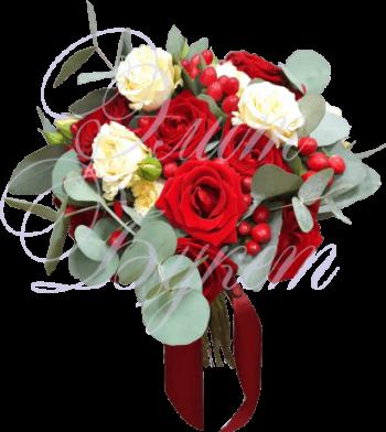 Букет невесты «Лиана»
