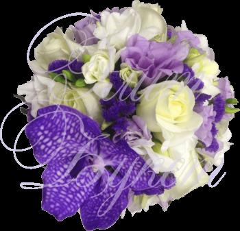 Букет невесты «Сфера любви»