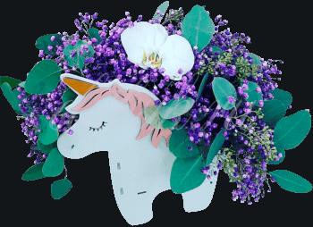 «Лиловый единорог»