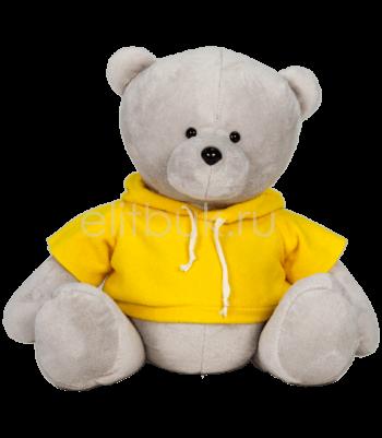 Мишка Лукас серый 50 см