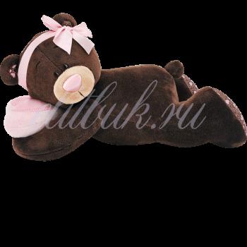 Мишка Милк лежебока