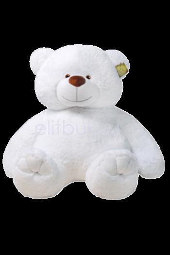 Мишка Веня белый 110 см