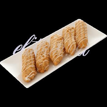 Пирожное «Эклеры» с крем-брюле Mirel