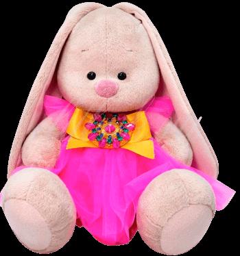 Зайка Ми Розовый кварц