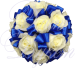 Букет невесты «Яркие эмоции»