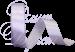 Лента атласная лиловая