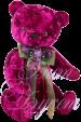 Медведь БернАрт рубиновый