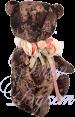 Медведь БернАрт шоколадный